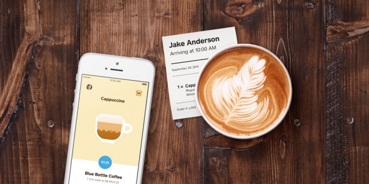 Square Order now lets you order ahead and alerts restaurants and cafes of your impending arrival