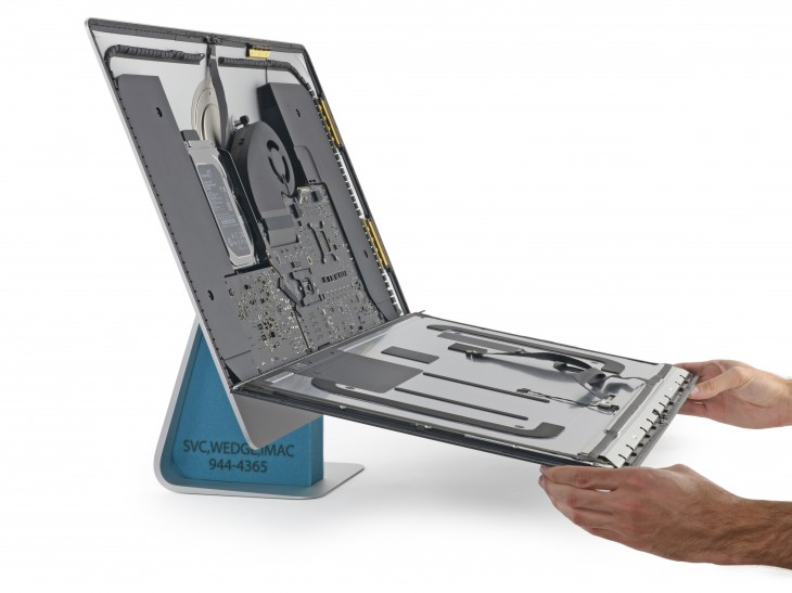iFixit takes apart the new iMac with Retina display