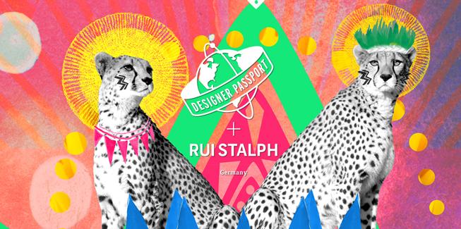 Designer passport: The colorful kingdom of the cheetahs