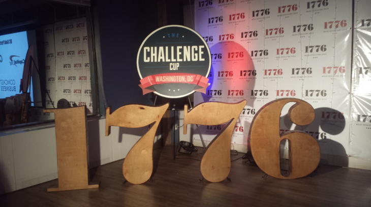 1776 DC challenge cup
