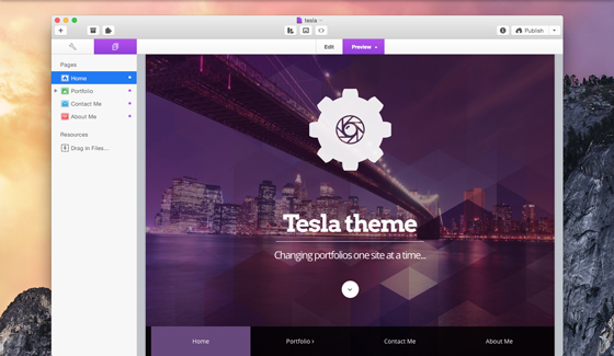 Huge upgrade for RapidWeaver Web builder arrives just in time for Yosemite