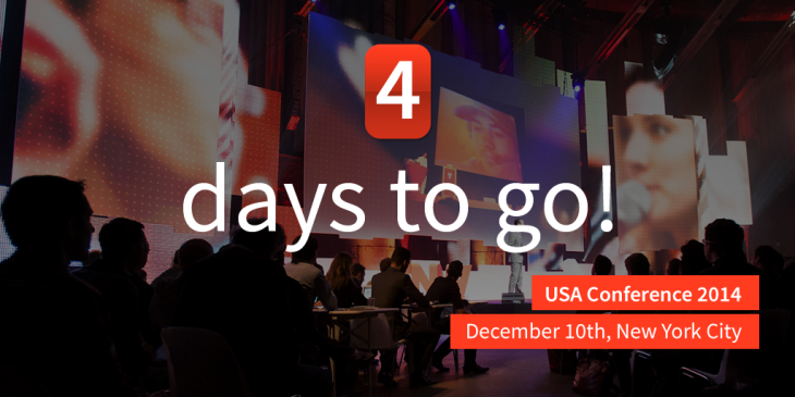 Just 4 days left to get the best price on #TNWUSA Conference tickets
