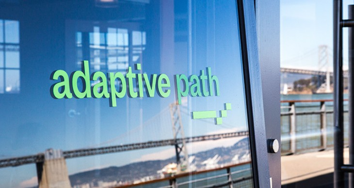 Design consultancy Adaptive Path has been acquired by Capital One