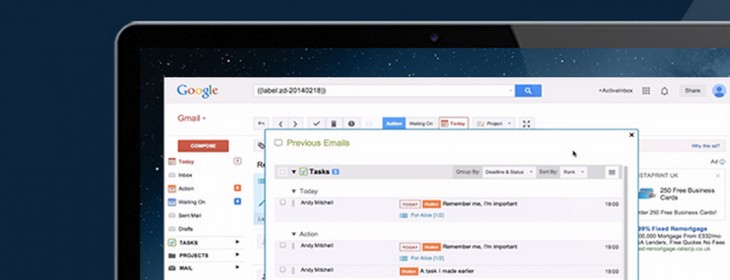 Be better at email: Get 58% off the ActiveInbox Lifetime Plan