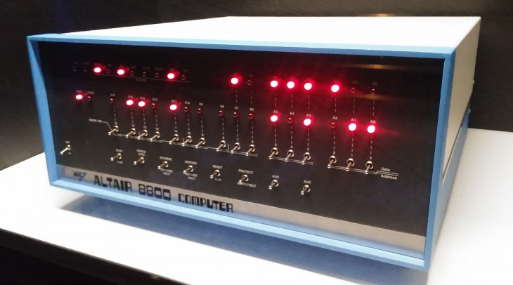 Altair8800 tech company names
