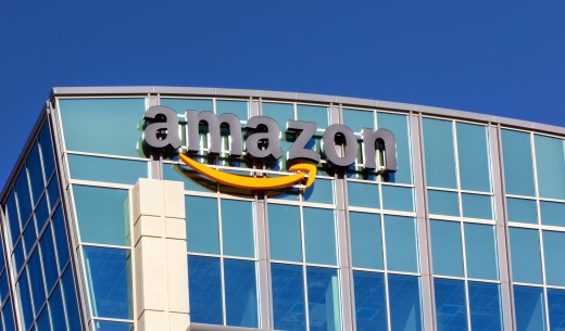 Amazon's Santa Clara office Credit: Shutterstock