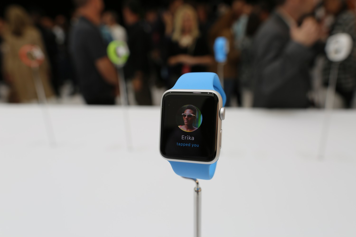Tim Cook says the upcoming Apple Watch will replace your car keys