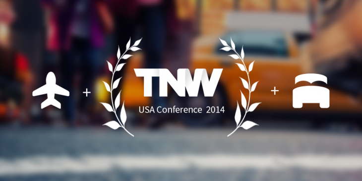 Win a trip to The Next Web's USA Conference in New York