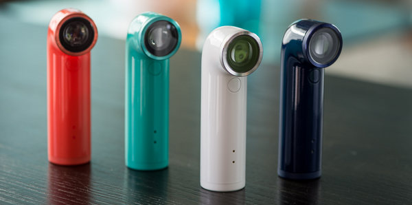 HTC announces RE portable action camera