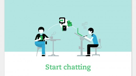 Evernote Work Chat