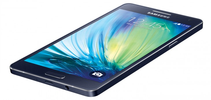Samsung launches mid-range slimline A3 and A5 full metal unibody smartphones