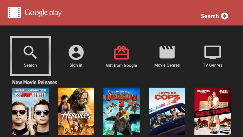 Google Play Movies & TV arrives on Roku