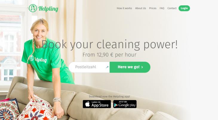 Helpling_page