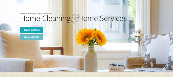 Homejoy expands beyond cleaning into other home services, kicking off in San Francisco and San Jose