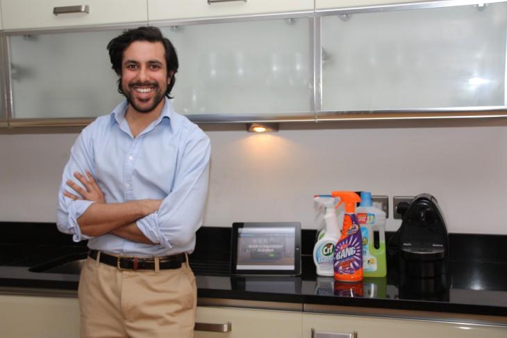 HouseKeep's founder Avin Rebheru