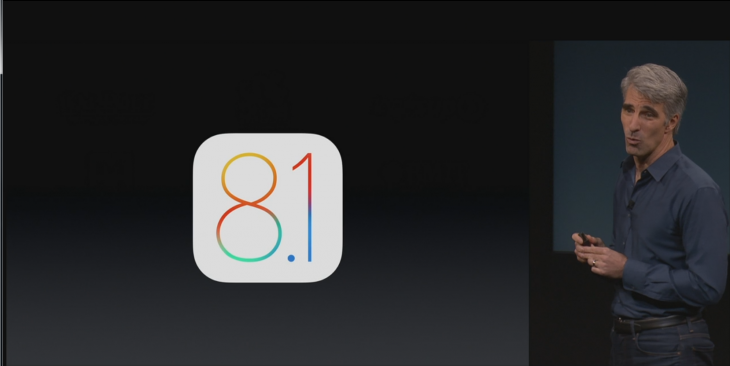 Apple releases iOS 8.1 with Apple Pay and SMS Relay, brings back the Camera Roll too