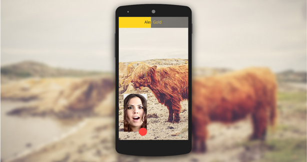 Watch out! Samba, the reaction video app, will launch on Android this week