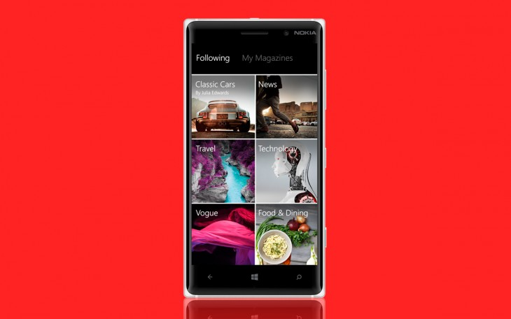Flipboard for Windows Phone 8 is finally here