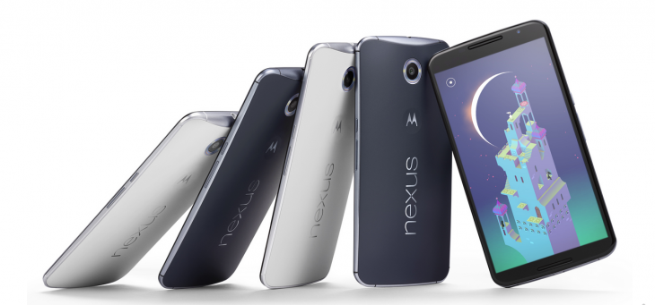 Google launches Nexus 6 Android smartphone with 6-inch display, available to pre-order October 29