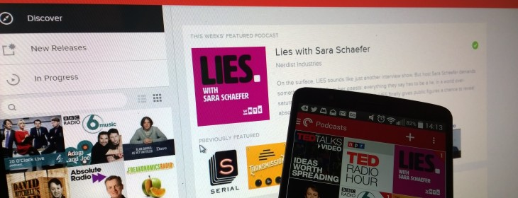 Pocket Casts opens up its Web-based podcast player to all – here's what you need to know