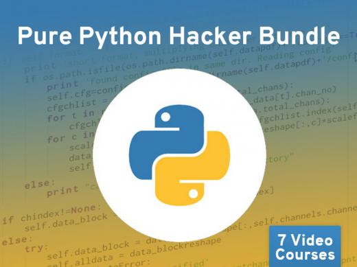 Pure Python Hacker Bundle