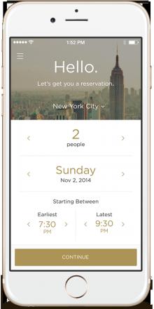 Reserve - Hello NYC