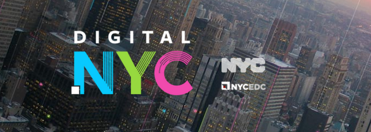 New York City launches Digital.NYC, a Web portal for the city's startups and tech scene