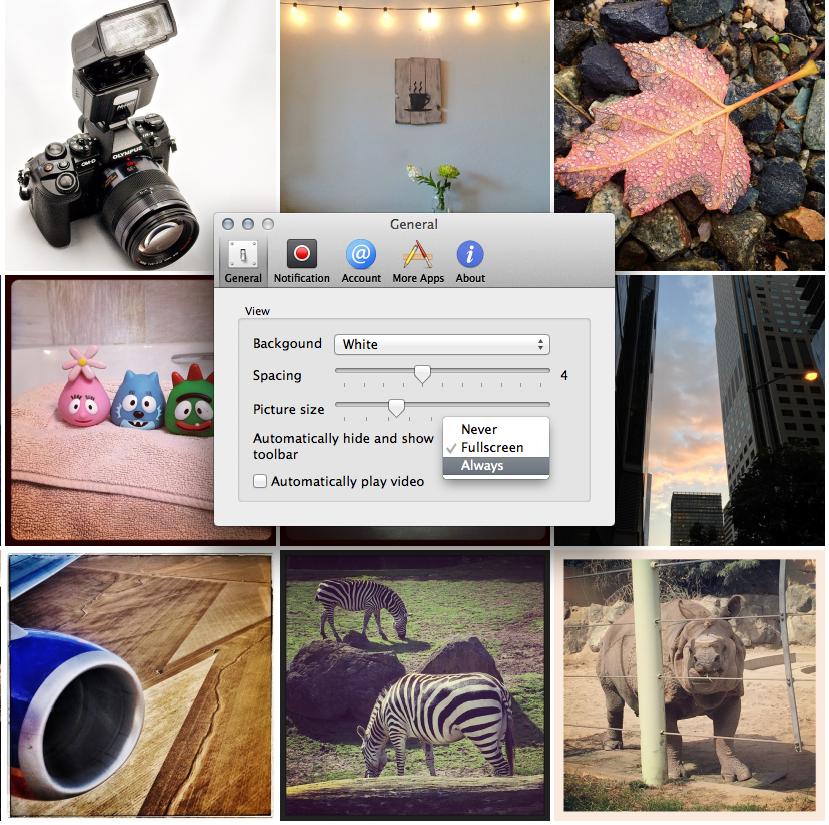 Grids for Mac: a Better Desktop Instagram Experience