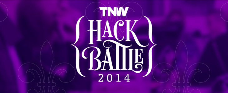 Announcing: The Next Web USA Hack Battle