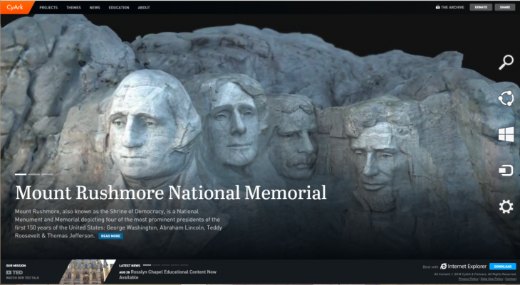 CyArk is digitally documenting World Heritage Sites in 3D with a little help from Microsoft