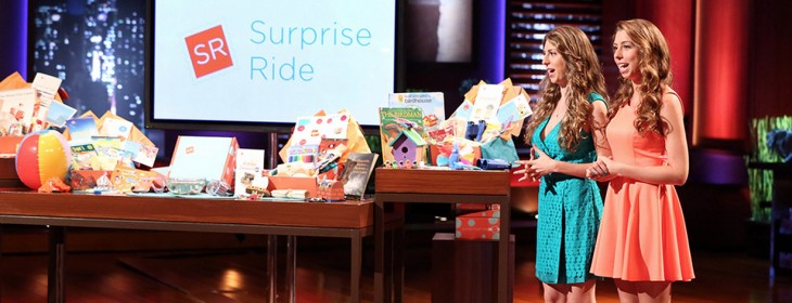 Which startups should jump into the 'Shark Tank'?