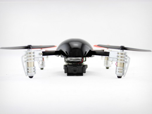 The Extreme Micro Drone