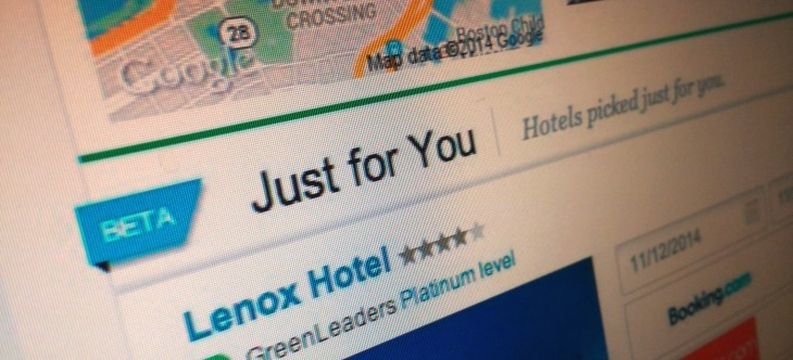 TripAdvisor introduces 'Just for You,' hotel recommendations based on search history and ...