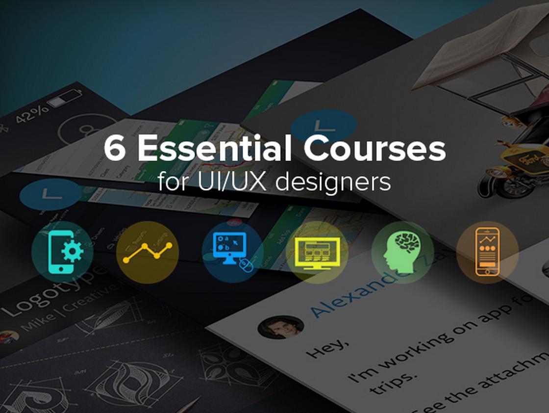 6 Essential Courses for Designers 95 Off UIUX Bundle