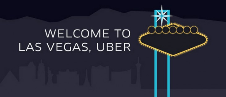 Uber is launching in three cities today, including strictly-regulated Las Vegas