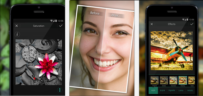 PhotoDirector image editor arrives on iOS