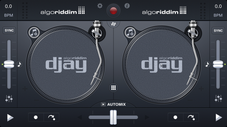 Algoriddim finally brings its popular Djay app to Android, create