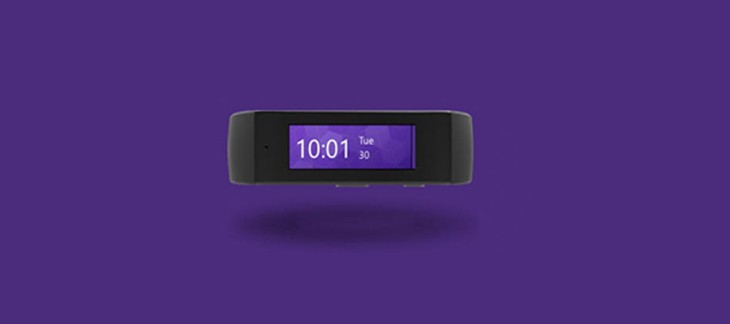 Microsoft's Band wearable gets a Web hub, biking tools, a virtual keyboard and an SDK