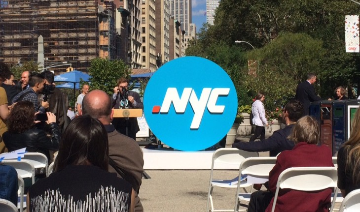 New York City now has its own top-level domain: .NYC