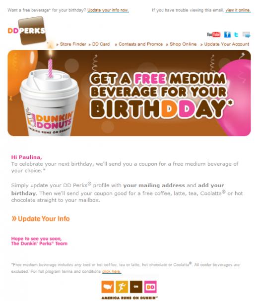 dunkin-birthday-email