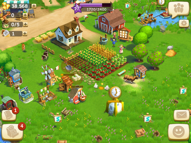 10 things that make an addictive mobile app for Farmville 2 decorations