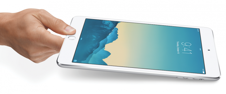 Apple announces iPad mini 3 with Touch ID fingerprint sensor
