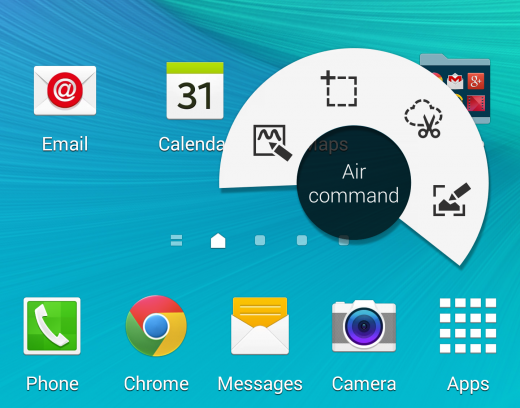 note 4 air command