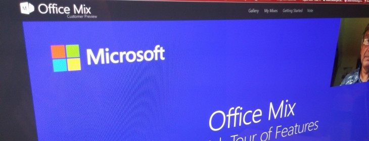 Microsoft updates Office Mix presentation tools with raft of new features