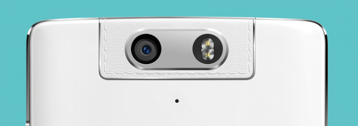 Oppo teases its upcoming N3 smartphone, which comes with another rotating camera