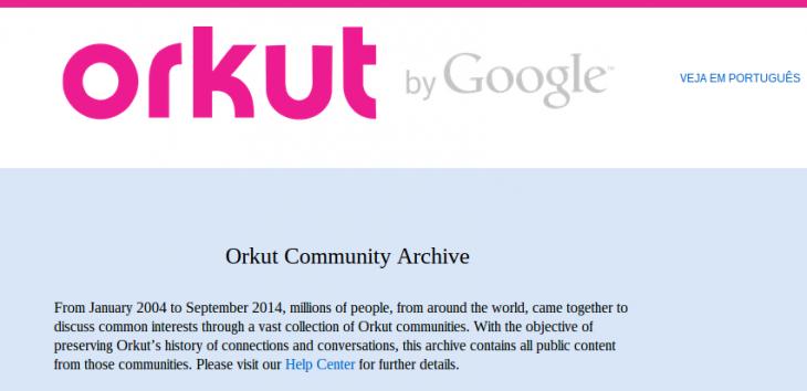 orkut archive