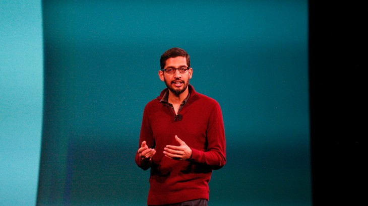 Google's Sundar Pichai to become head of product amid major staff reshuffling