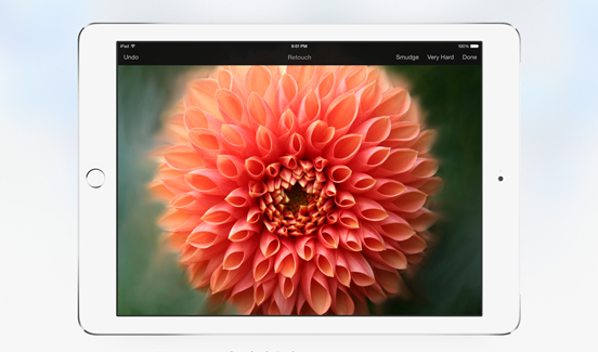 Pixelmator for iPad is an Elegant Rendition of the Desktop App