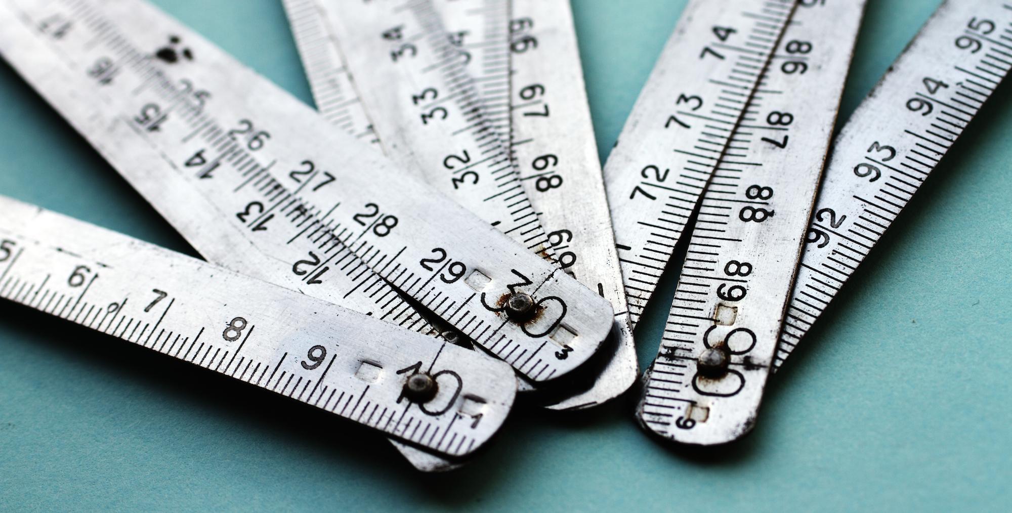 ruler metrics measure