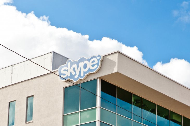 Skype headquarters in Tallinn, Estonia. Credit: Shutterstock